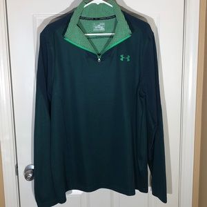 UNDER ARMOUR COLD GEAR KNITPULLOVER SIZE XL LOOSE